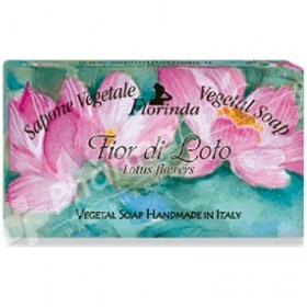 Florinda Vegetal Soap Lotus Flower