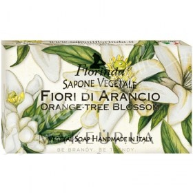 Florinda Vegetal Soap Orange-Tree Blossom
