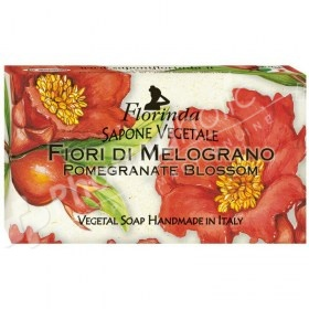 Florinda Vegetal Soap Pomegranate Blossom