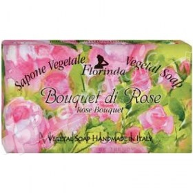 Florinda Vegetal Soap Rose Bouquet