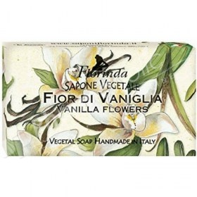Florinda Vegetal Soap Vanilla Flowers