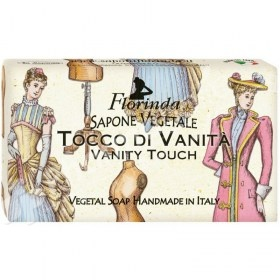 Florinda Vegetal Soap Vanity Touch
