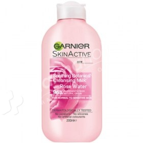 Garnier Cleansing Milk with Rose Water