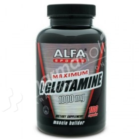 Alfa Maximum L Glutamine