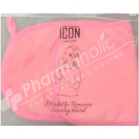 ICON Couture Cosmetics MakeUp Remover Luxury Towel