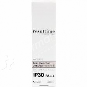 Resultime Anti-Age Vitamin E IP30 50ml-