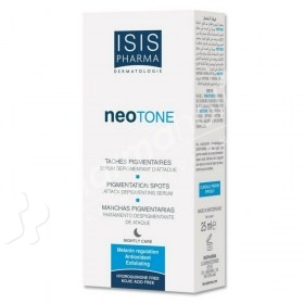 ISIS Pharma Bodytone White Depigmented & Moisturizing Body Milk -100ml-