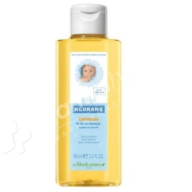 Klorane Baby Massage Oil