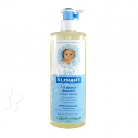 Klorane Baby Gentle Foaming Gel