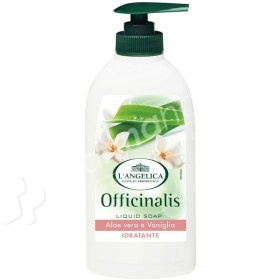 L'Angelica Officinalis Liquid Soap ( Aloe Vera & Vanilla)