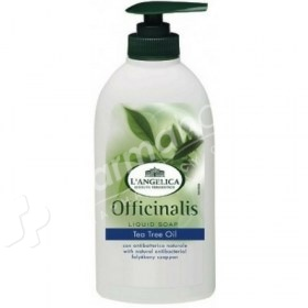 L'Angelica Officinalis Liquid Soap ( Tea Tree Oil)