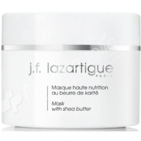 Lazartigue Mask with Shea Butter