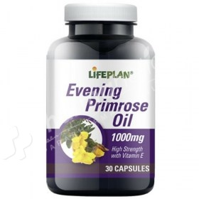 Lifeplan Evening Primrose Oil