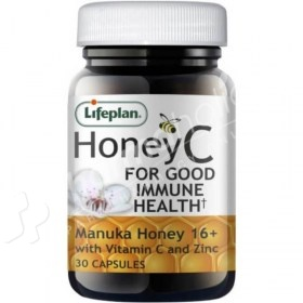 Lifeplan Honey C Manuka Honey 16+
