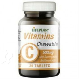 Lifeplan Vitamins C Chewable