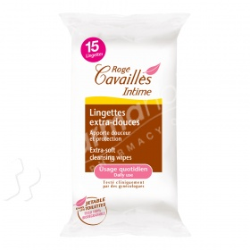 Rogé Cavaillès Intime Extra-Soft Cleansing Wipes