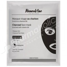 Moments4me Charcoal Face Mask