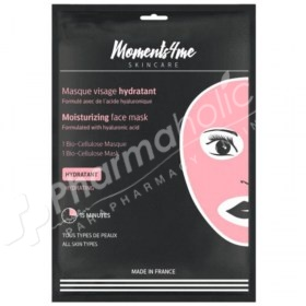 Moments4me Moisturizing Face Mask