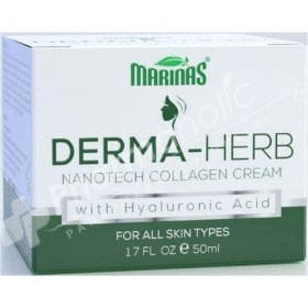 Marinas Derma-Herb Nanotech Collagen Cream