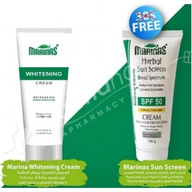 Marinas Whitening Cream