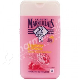 Le Petit Marseillais Shower Cream Raspberry & Peony