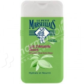 Le Petit Marseillais Shower Cream Almond Milk