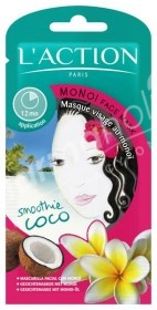 L'action Paris Monoi Face Mask
