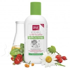 Splat Medical Herbs Mouthwash
