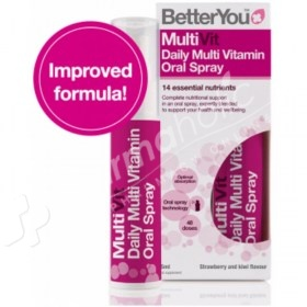 BetterYou MultiVit Daily Multi Vitamin Oral Spray