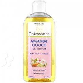 Natessance Sweet Almond Oil