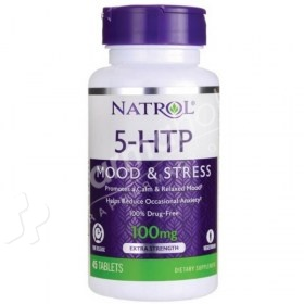 Natrol 5-HTP Mood & Stress