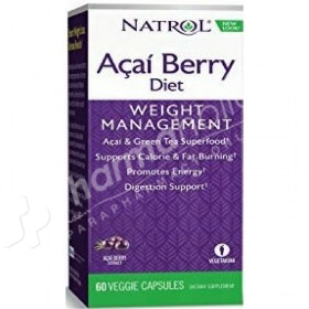 Natrol Açaí Berry Diet
