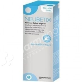 Harmonium Neubetix Body Cream Roll-On