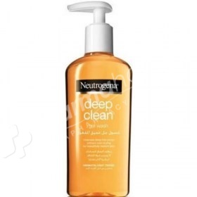 Neutrogena Deep Clean Gel Wash