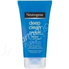 Neutrogena Deep Clean 2 in 1 Wash Mask