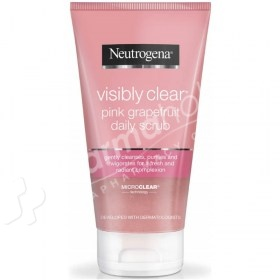 Neutrogena Visibly Clear Pink Grapefruit Scrub
