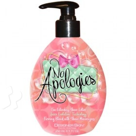 Designer Skin No Apologies Tan Extending Shave Lotion