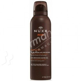 Nuxe Men Anti-Irritation Shaving Gel