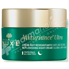 Nuxe Nuxuriance Ultra Replenishing Night Cream