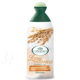 L'Angelica Officinalis Shower Gel Oat Milk