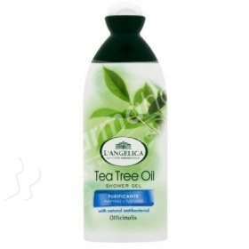 L'Angelica Officinalis Shower Gel Tea Tree Oil
