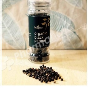 Biopret Organic Black Pepper