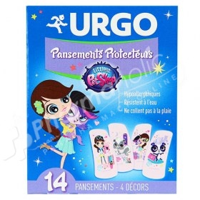 Urgo Pansements Protecteurs Littlest Pet Shop