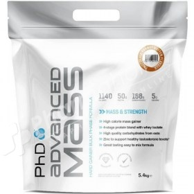 PhD Advanced Mass Chocolate Peanut Butter Flavor