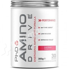 PhD Amino Drive Fruit Punch