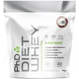 PhD Diet Whey Belgian Chocolate Flavor