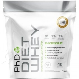 PhD Diet Whey Salted Caramel  Flavor