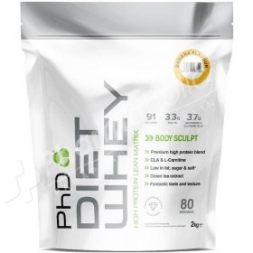 PhD Diet Whey Banana Flavor