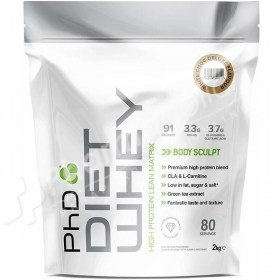 PhD Diet Whey  White Choc Deluxe Flavor