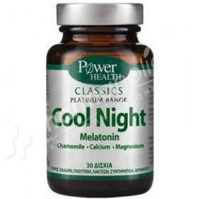 Power Health Classics Platinum Range Cool Night